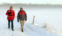 Warme winterwandelingen
