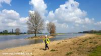 Wandel door het rivierenlandschap