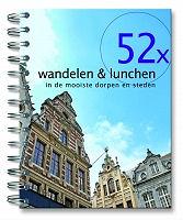 52x wandelen en lunchen in de mooiste dorpen en steden