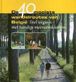 De 40 mooiste wandelroutes van Belgi�