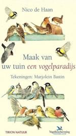 Maak van uw tuin een vogelparadijs