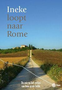 Ineke loopt naar Rome