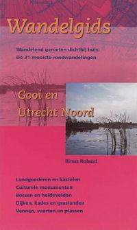 Wandelgids Gooi, Vechtstreek en Utrecht (Noord)