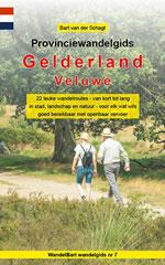 Provincie wandelgids Gelderland Veluwe