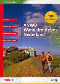 ANWB Wandelroutebox Nederland