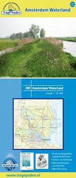 Wandelkaart Amsterdam Waterland