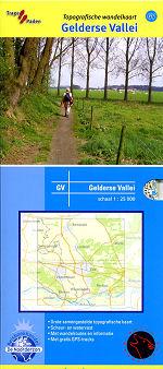 Topografische Wandelkaart Gelderse Vallei