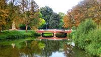 Vorstelijk wandelen in Breda