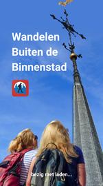 Nieuw: Buiten de binnenstad app