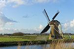 wandelroutes in Zuid-Holland