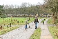 Populairste NS-wandelingen
