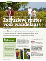 Trage Tochten in Wandelsport-magazine