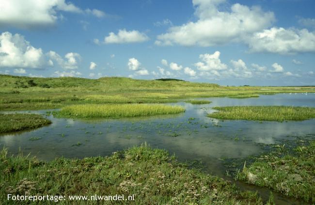 Groene Wissel Vlieland, Posthuys