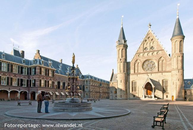 NS-wandeling Den Haag
