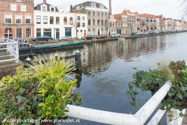 Groene Wissel Leiden Centraal 2
