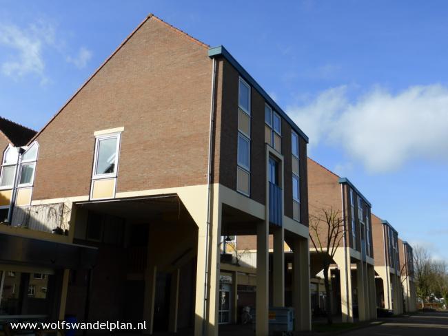 Trage Tocht Hengelo (thema architectuur)