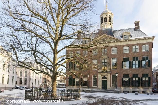 NS-wandeling Leeuwarden
