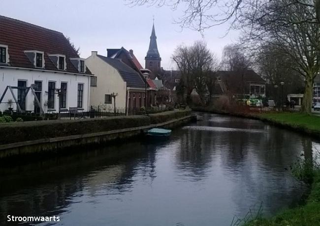 Oude Rijn, van Vleuten naar Woerden