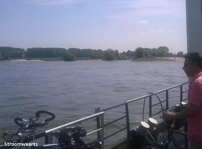 Struinen tussen Wamel en Dreumel
