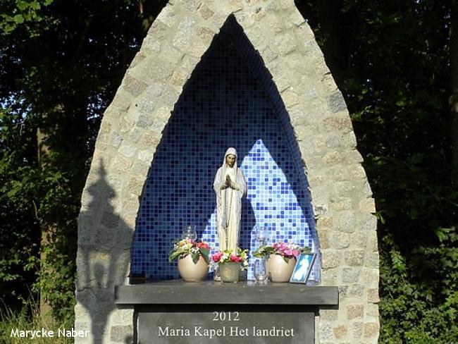 Kapelletjespad Geesteren - Mariaparochie