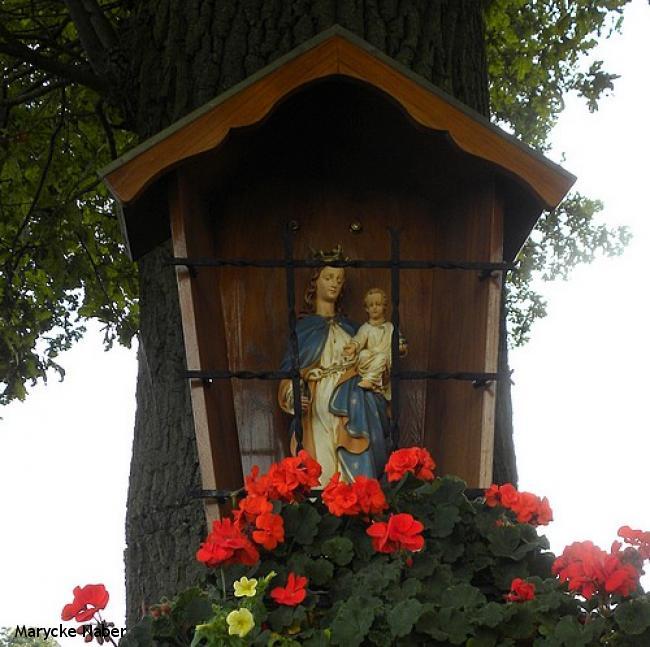 Kapelletjespad Mariaparochie - Tubbergen