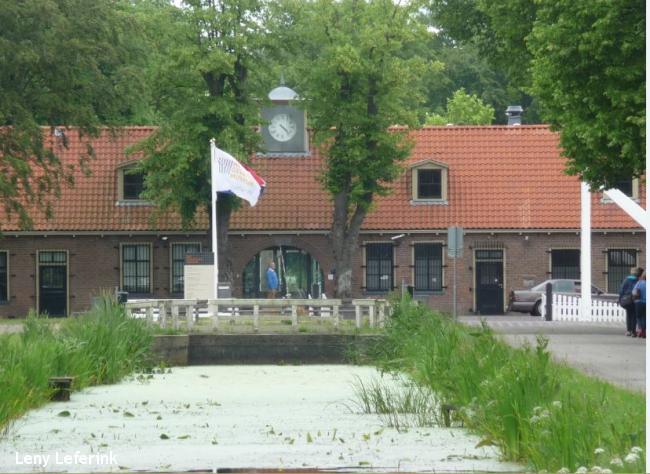 Te gek om los te lopen Veenhuizen