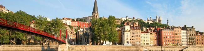 Wandelroute Lyon