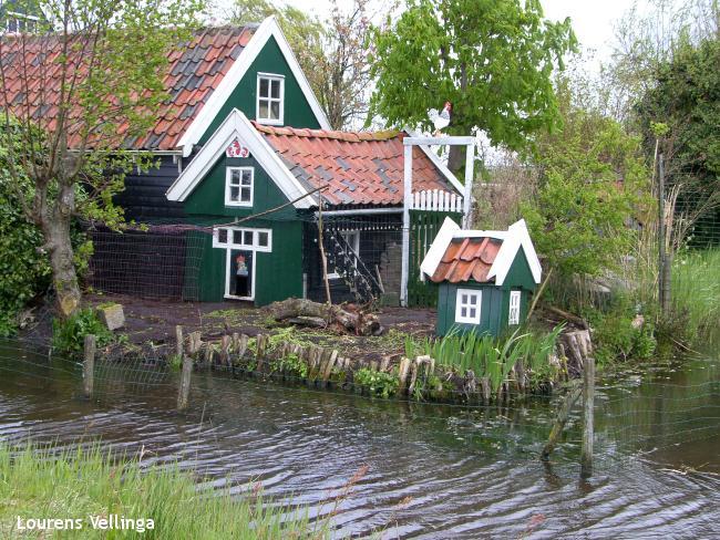 Buiten de binnenstad van Amsterdam: etappe 2