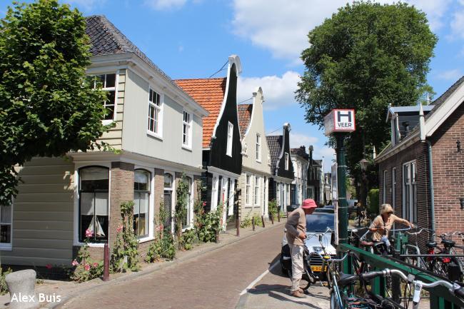 Buiten de binnenstad van Amsterdam: etappe 3