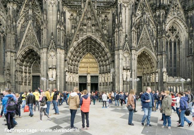 Keulen: binnenstad en parken