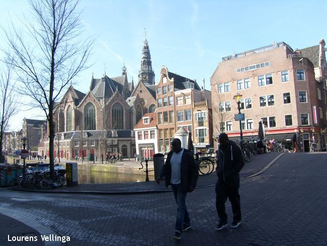 Binnenstad van Amsterdam: etappe 1