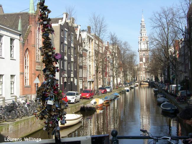 Binnenstad van Amsterdam: etappe 2