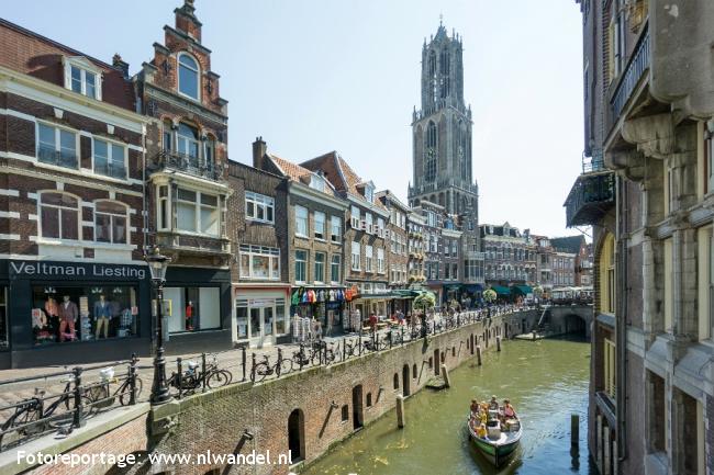Groene Wissel Utrecht CS