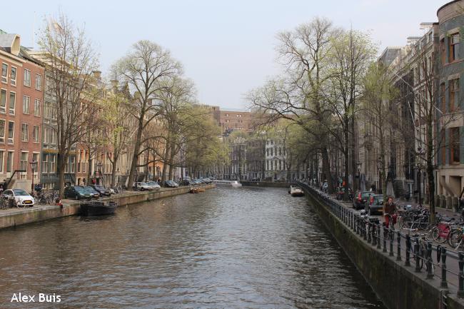 Binnenstad van Amsterdam: etappe 4
