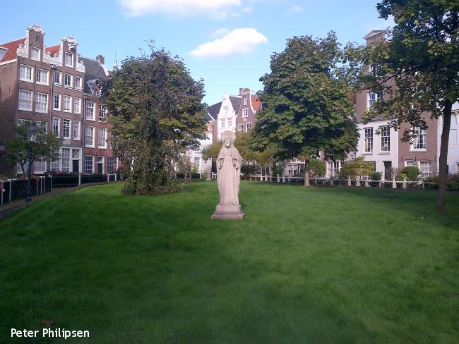 Binnenstad van Amsterdam: etappe 5