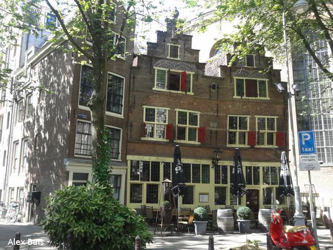 Binnenstad van Amsterdam: etappe 6