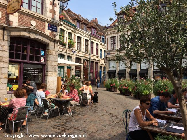 Wandelroute Lille