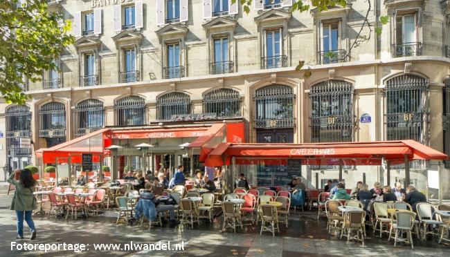 Parijs: rondje Seine en Notre Dame