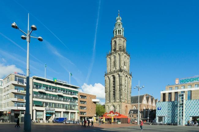 Shoptocht Groningen