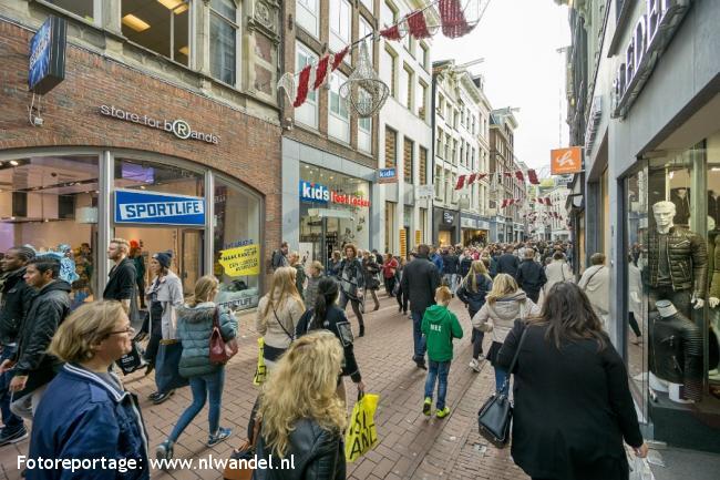 Shoptocht Amsterdam