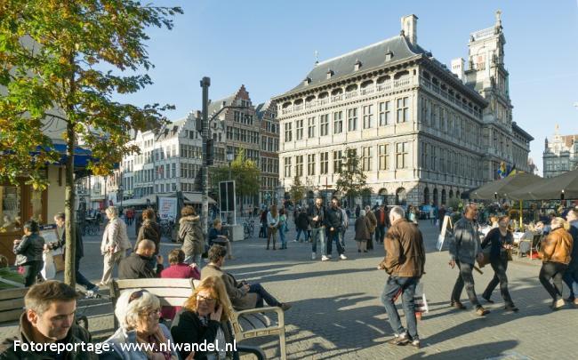 Shoptocht Antwerpen