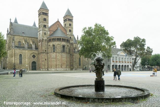 Maastricht rondje Vrijthof