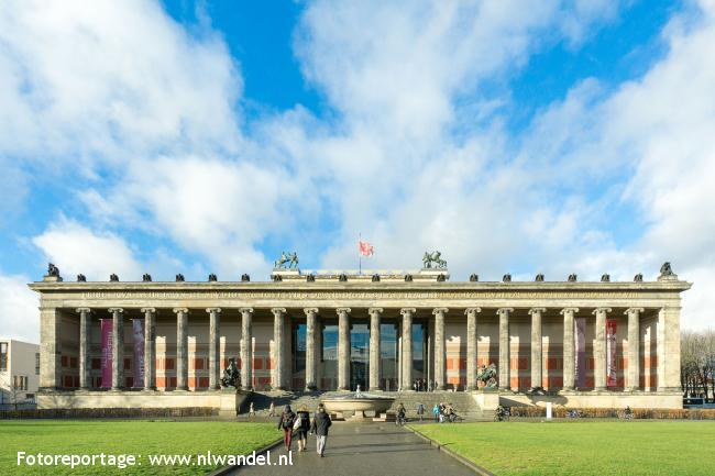 Berlijn: voormalig Oost Berlijn