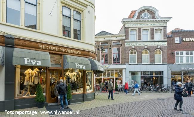 Shoptocht Zwolle
