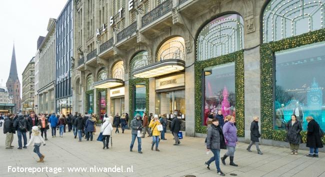 Shoptocht Hamburg