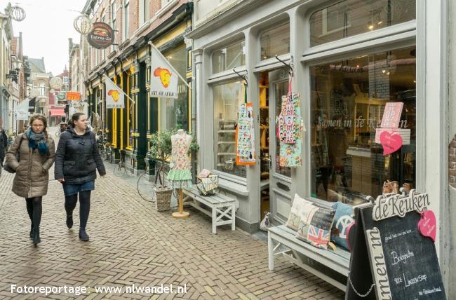 Shoptocht Alkmaar