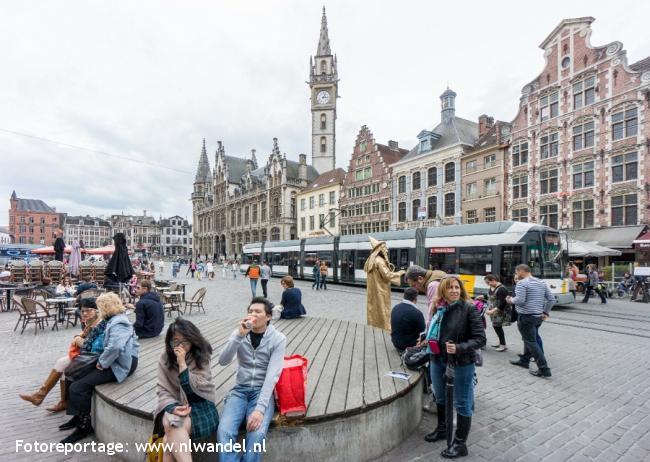 Gent: binnenstad en parken