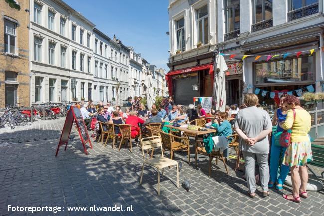 Antwerpen 1: architectuur en parken