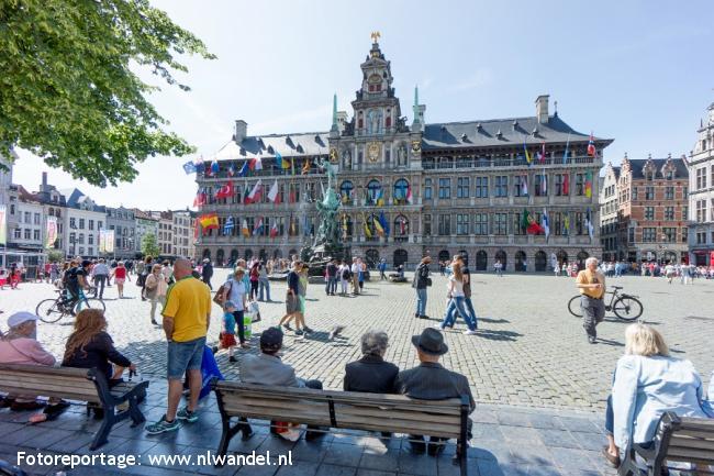 Antwerpen 2: historisch centrum