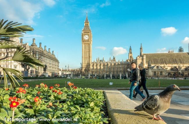 Londen: shoppend naar de Big Ben